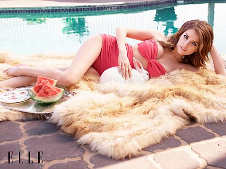 Anna Kendrick bikini