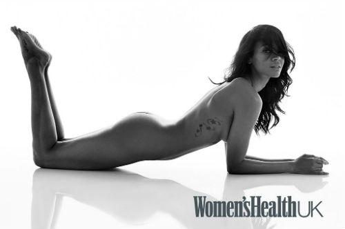 Zoe Saldana naked