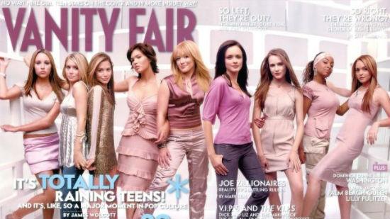 Evan Rachel Wood Vanity Fair