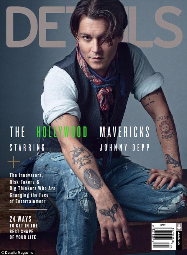Johnny Depp Details