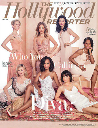 Hollywood Reporter actress roundtable