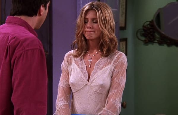 Jennifer Aniston nipples