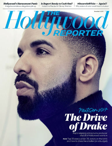 Drake The Hollywood Reporter