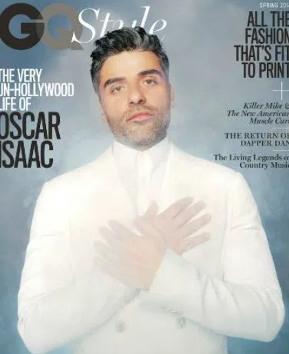 Oscar Isaac Confirms Marriage To Elvira Lind