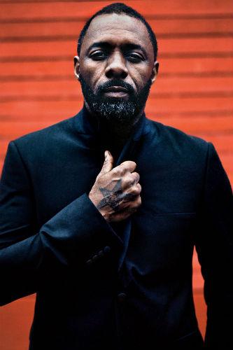 Idris Elba in Vogue