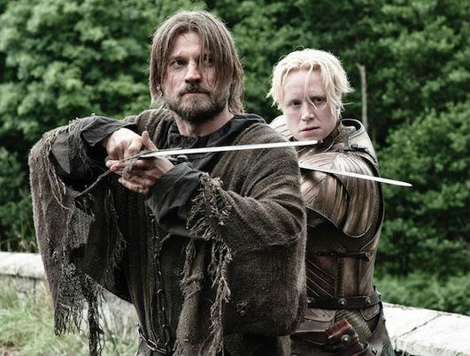 Game of Thrones Jaime Brienne