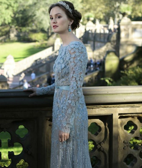 Leighton Meester in Gossip Girl