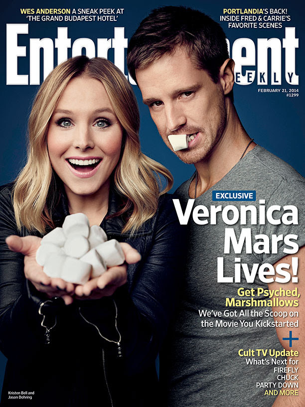 Veronica Mars Entertainment Weekly