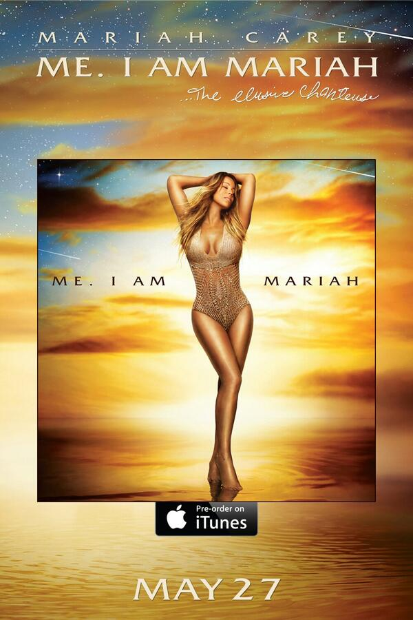 Mariah Carey album cover