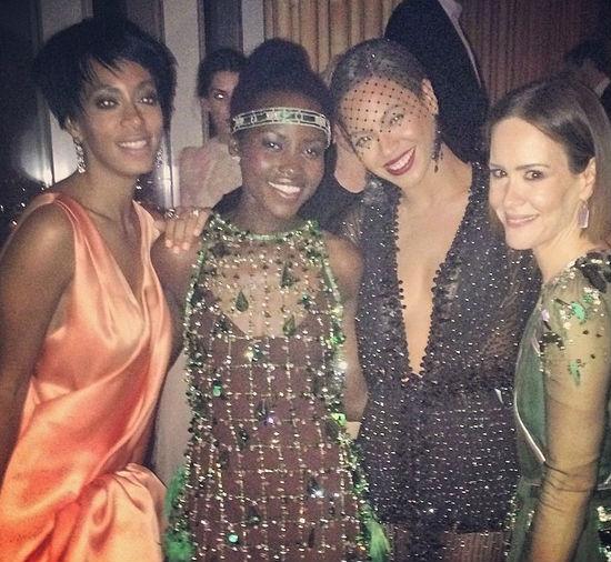 Beyonce Solange elevator