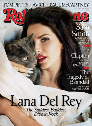 lana del ray rolling stone