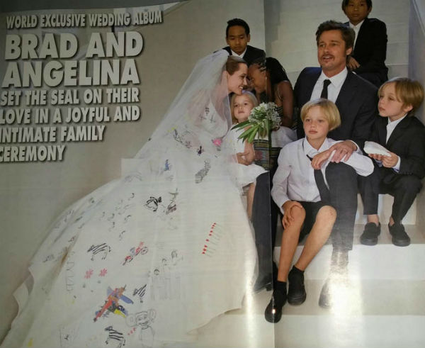 brangelina wedding