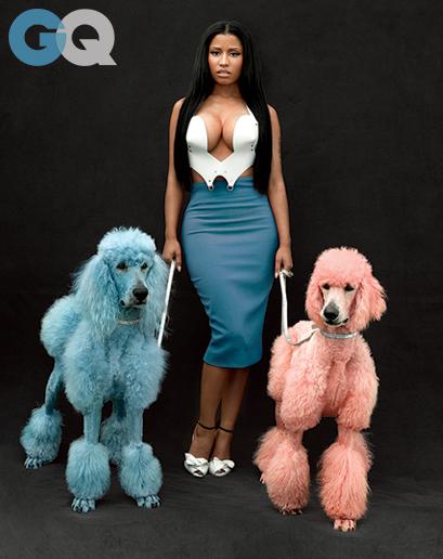 Nicki Minaj GQ