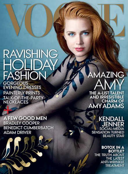 Amy Adams Vogue