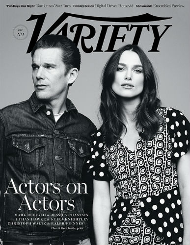Ethan Hawke and Keira Knightley