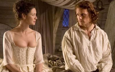 outlander Claire Jamie