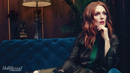 julianne moore hollywood reporter