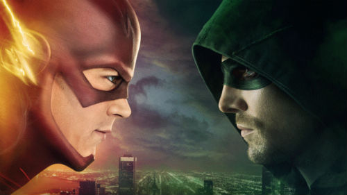 flash arrow spinoff