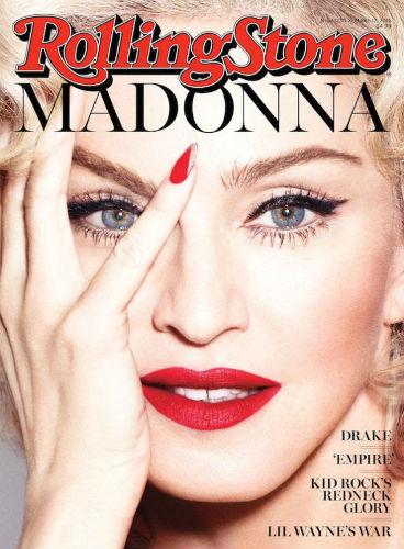 madonna rolling stone