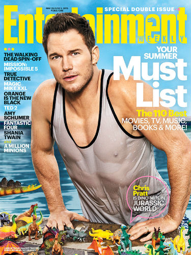 chris pratt EW