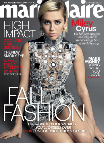 miley cyrus taylor swift marie claire