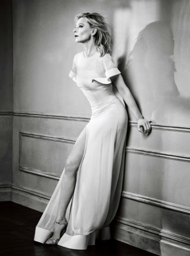 Cate Blanchett in GQ