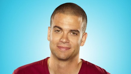 Mark Salling in Glee (Fox)