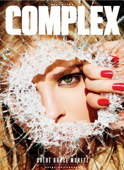 Chloë Grace Moretz  Complex Magazine