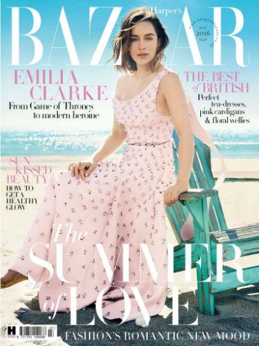 emilia-clarke-bazaar-cover