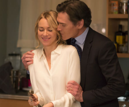 Naomi Watts and Billy Crudup in Netflix's Gypsy.
