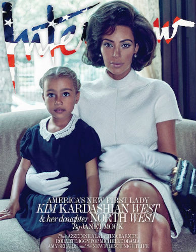 Kim Kardashian Interview First Lady