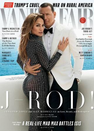 Jennifer Lopez ARod Vanity Fair