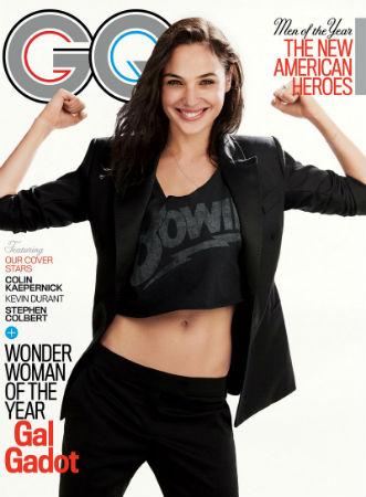 Gal Gadot GQ Cover