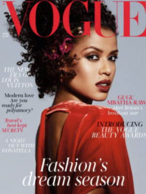 Gugu Mbatha-Raw Vogue